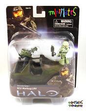 Halo Minimates M12 LRV Warthog (Dirty Version)