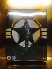 STEELBOOK Blu-ray Good Morning Vietnam  [ Edition limitee 2000 Ex ]