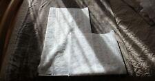 Rideaux Blanc 60 cm x 132 cm