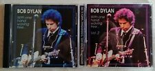 RARE BOB DYLAN / 2CD + 1CD / WITH ONE HAND WAVING FREE VOL. 1 & 2 LIVE FROM 1995