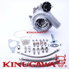 "Kinugawa Ball Bearing Turbo 4"" GTX3076R fit SUBARU WRX STI 60/84Trim A/R .64"
