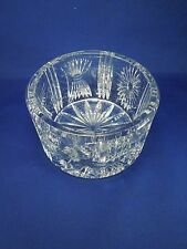 Waterford Crystal Millenium Champagne Bottle Coaster Dish
