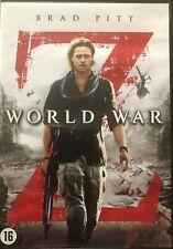 WORLD WAR - BRAD PITT - DVD