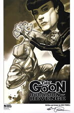 Eric Powell SIGNED Comic Art Print ~ The Goon Occasion of Revenge Dark Horse