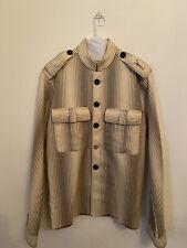 Yves Saint Laurent Rare Army Safari Jacket 38 UK