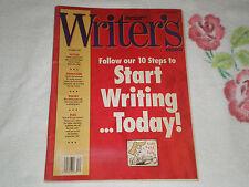 WRITER'S DIGEST DECEMBER 1990 *SIGNED*
