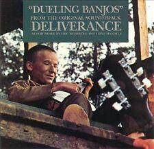 Dueling Banjos Eric Weissberg Deliverance CD