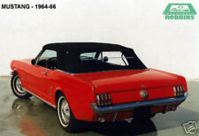 Ford Mustang Convertible Top 1964-1966