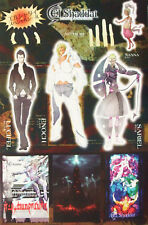 El Shaddai sticker sheet promo anime official