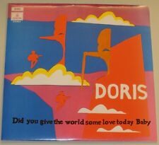 LP se ** doris-Did you give the world some Love Today Baby (sealed) ** 25625