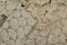 Cow Leather Scrap Taupe Laser Cut 3-4 oz hide pieces 1 pound-3