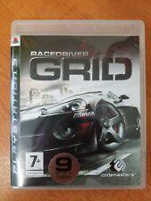 Race Driver: Grid Sony PlayStation 3 (PS3) Excelente Estado