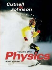 Physics by John D. Cutnell and Kenneth W. Johnson (2003, Hardcover, Revised)