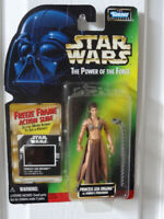 Star Wars The Power Of The Force Freeze Frame PRINCESS LEIA ORGANA   NEW.