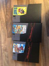 Nintendo NES Konsole mit 7 Spielen