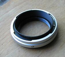Canon FD FL  mount T2 adapter earlier design japan