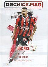 OGC Nice v SC Bastia 2016/17 (27 Nov)