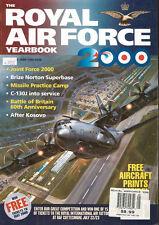 RAF YEARBOOK 2000 KOSOVO / NIMROD / BRUGGEN / DH DOMINIE / BRIZE NORTON / C-130J