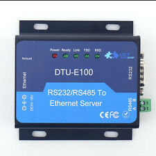 WIFI Serial Server RS232/485 RS232 RS485 Wireless Serial Server DTU HF-E100