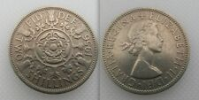Collectable 1956 Queen Elizabeth II - Two Shillings Coin