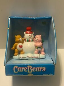 2005 Care Bears Merry Christmas Stocking Holder