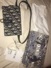 Christian Dior saddle belt bag