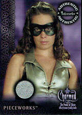 CHARMED POWER OF 3 PIECEWORKS CARD PW3 SILVER VARIENT, HOLLY MARIE COMBS