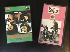 "The Beatles ""Let It Be"" DVD-R & VHS copy"