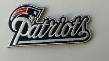 NFL NEW ENGLAND PATRIOTS BRADY JERSEY SHIRT JACKET HOODIE TEXT FOOTBALL PATCH