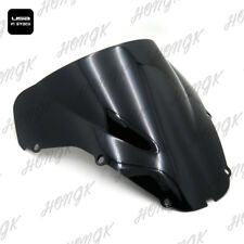 Double Bubble Windshield Windscreen For Honda CBR929RR CBR900RR 00 01 2000 2001