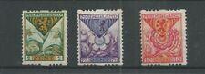Nederland  R71-73 Roltanding kind 1925  MH/ongebr CV 150 €