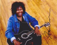 Joan Armatrading HAND SIGNED 8x10 Photo, Autograph, Love And Affection, Drop (F)