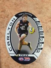2016 Teamcoach Marc Murphy Prize Card