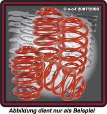 VW Polo 5 9N 1,9 SDi / 1,9 TDi KAW Federn Tieferlegungsfedern 60/40 1080-3360-2