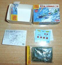 1/300 scale 1 plastic JAPANESE FIGHTER ZERO ZEKE  Yujin Japan  WW2 FOW oop