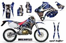Honda Graphic Kit AMR Racing Bike Decal CRM  250AR Decal MX Part ALL HATTER SLVR
