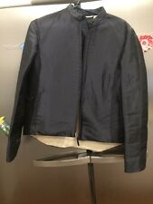 Burberry Silk Tailored Jacket size 42 Women's