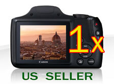 1x Clear LCD Screen Protector Guard Shield Film For Canon PowerShot SX520 HS