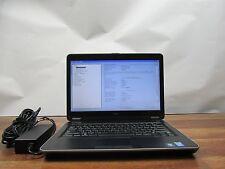 """Dell Latitude E6440 14"""" Dual Core i7-4600M 2.9GHz 8GB RAM Backlit KB No HD"""