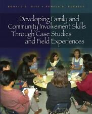 Developing Family and Community Involvement Skills Through Case Studies and Fiel
