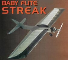 "Model Airplane Plans (UC): Baby Flite Streak 26"" Profile for .049-.061 (Aldrich)"