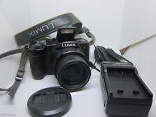 Panasonic LUMIX DMC-FZ5 Digital Camera - Black 12x