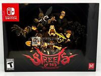 Streets Of Red: Collector's Edition - Nintendo Switch - Brand New