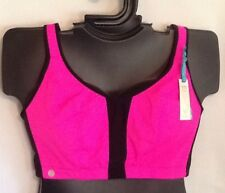 Livi Active Low Impact Unlined Convertible No-Wire Sports Bra Lane Bryant 342419