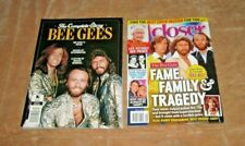 Mixed Lot of 2 Bee Gees Magazines 2021 Brand New Free USA Shipping