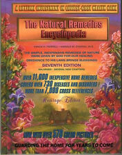 Natural Home Remedies Encyclopedia Book Healing 7th Edition, Vance H. Ferrell
