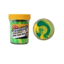 Berkleys Powerbait ®  Select Glitter Fl Green/Yellow (1004931)  * 2018 Stocks *