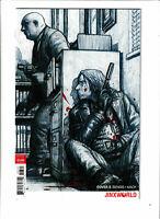 Cover DC Comics #3 NM- 9.2 Bendis Mack Variant Jinxworld Brian Bendis