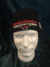 "Harley Davidson New York Cafe Beanie Toboggan Hat ""Ride Free"""