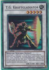 YU-GI-OH T.G. Kraftgladiator Super Rare EXVC-DE041